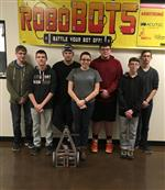 2018 Robotics Team