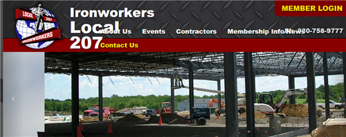 Ironworkers Local 207